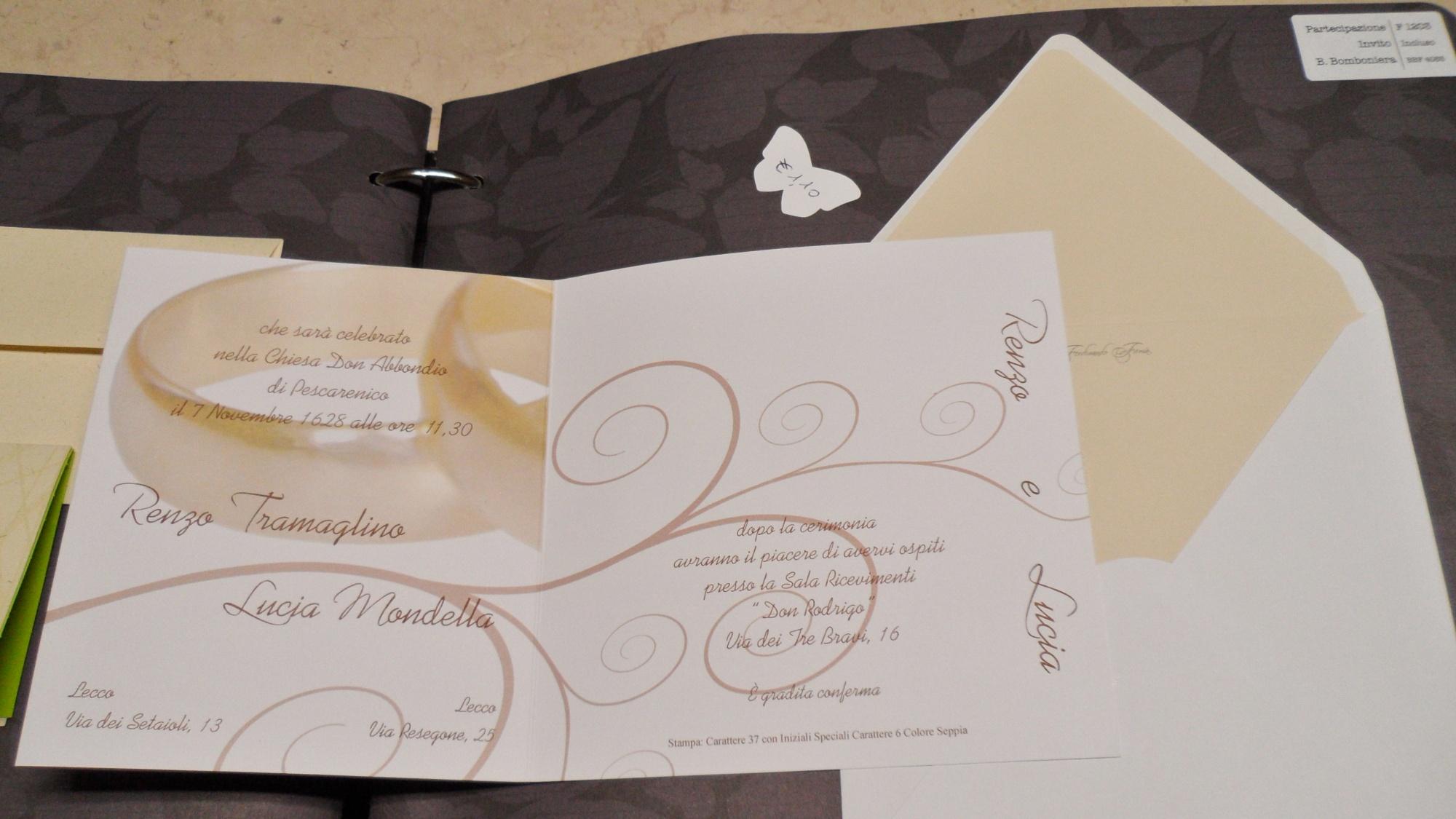 Costo Partecipazioni Matrimonio 2018.Partecipazioni Nozze 2018 Originali Eleganti Spiritose