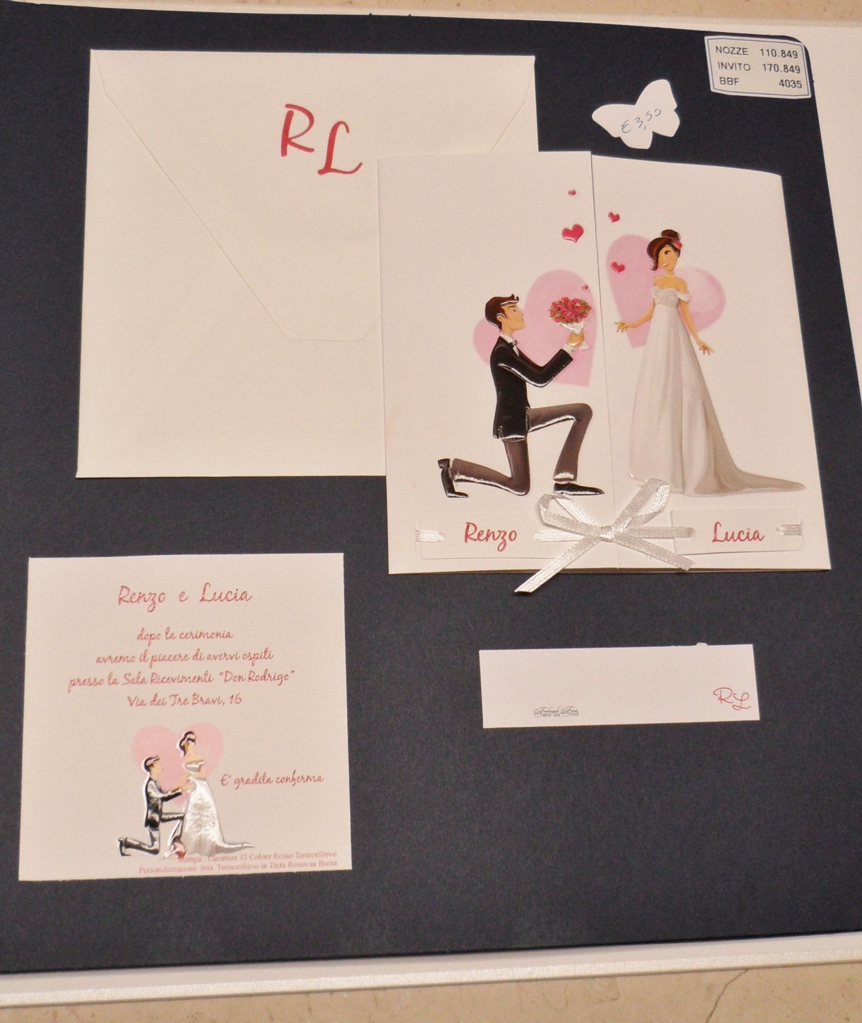Partecipazioni Originali Per Matrimonio.Partecipazioni Nozze Lux 2018 Originali Eleganti Spiritose