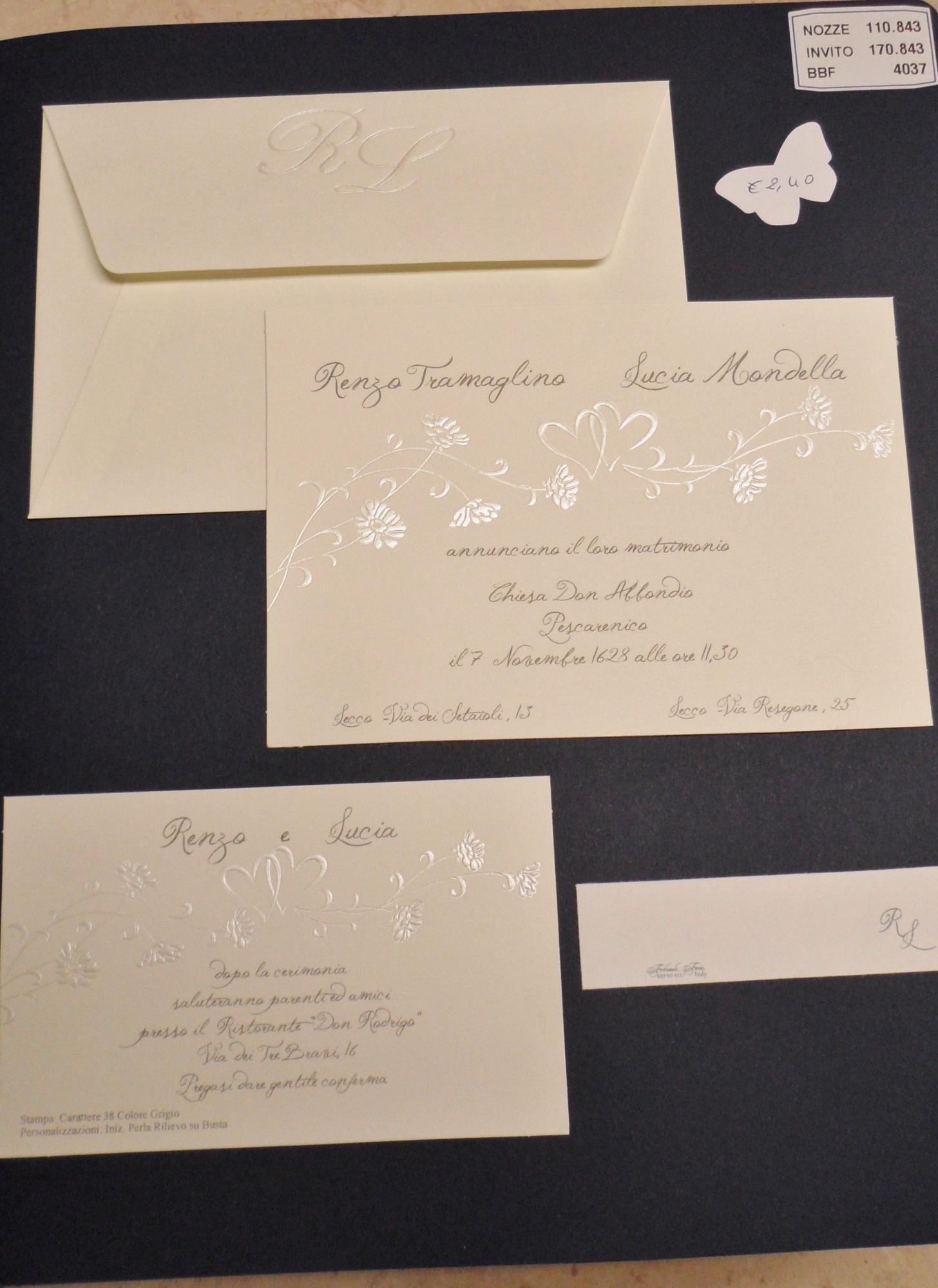 Partecipazioni Matrimonio Economiche 1 Euro.Partecipazioni Nozze Lux 2018 Originali Eleganti Spiritose