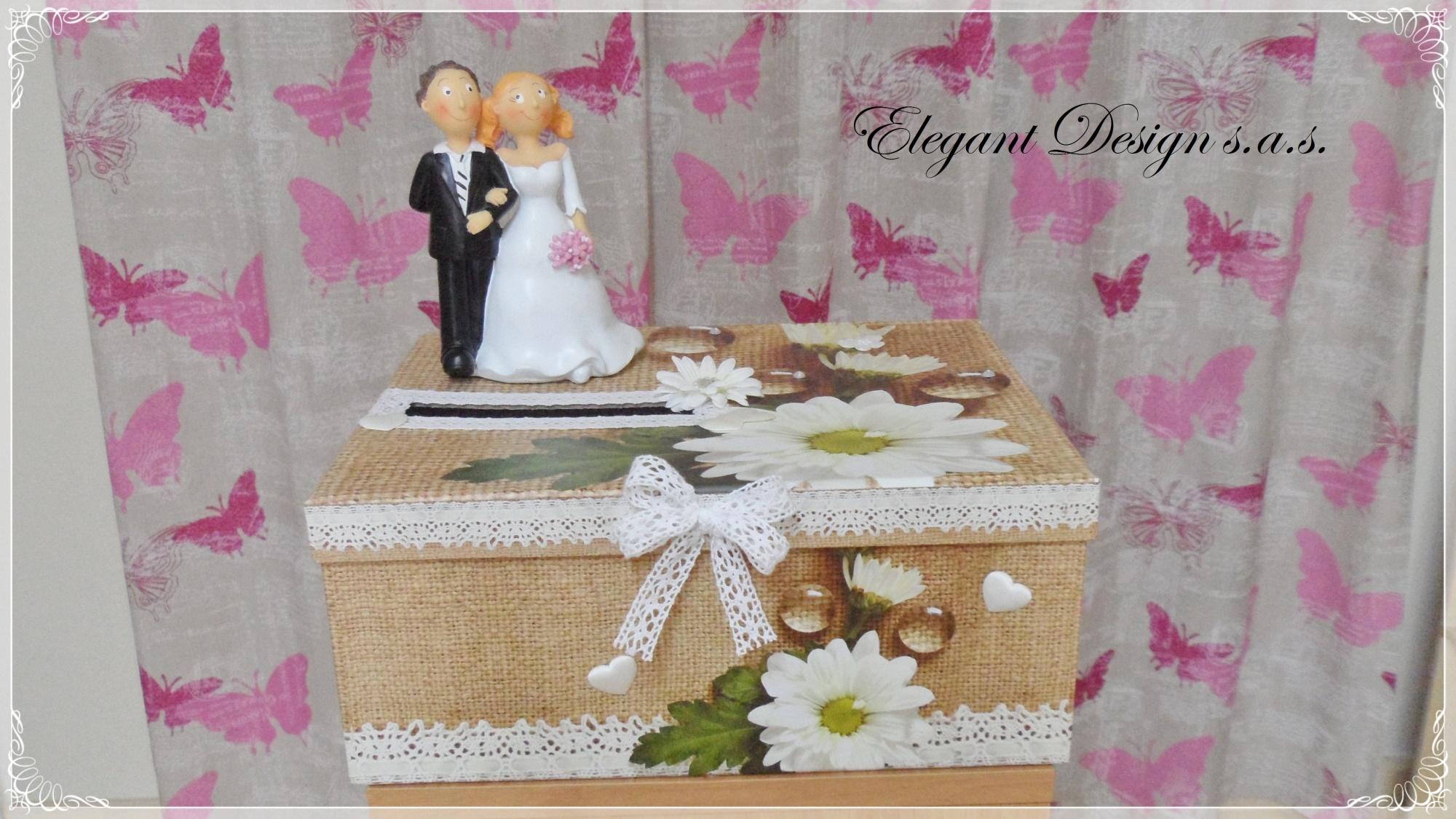 Buste Matrimonio Toscana : Porta buste matrimonio