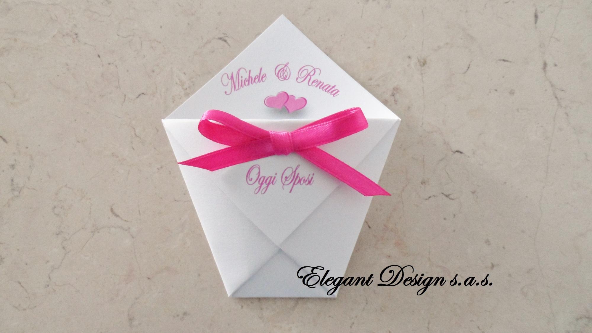 Porta riso matrimonio personalizzato - Cestini porta bomboniere ...